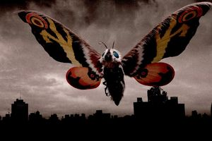 Mothra- Godzilla Franchise Monsters