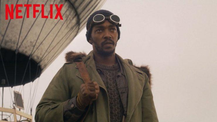 Netflix Debuts Io Sci-Fi Film Trailer