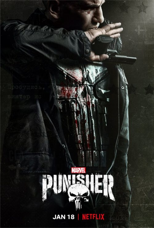 Netflix Releases Official Punisher Season 2 Trailer
