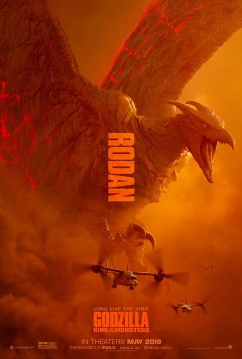 Rodan- Godzilla Franchise Monsters