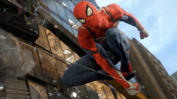 Insomniac Games Teases Fantastic Four Content for Marvel's Spider-Man