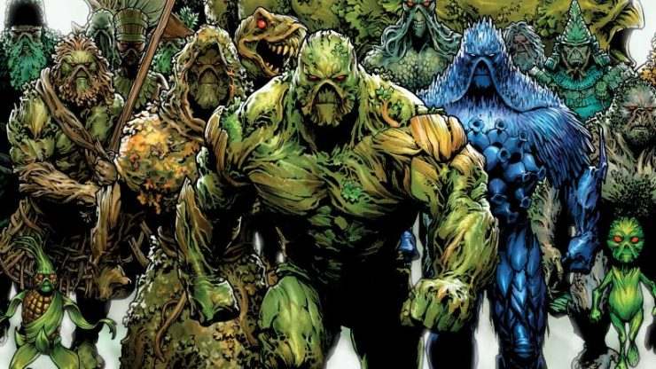 Leonardo Nam Joins Swamp Thing Cast