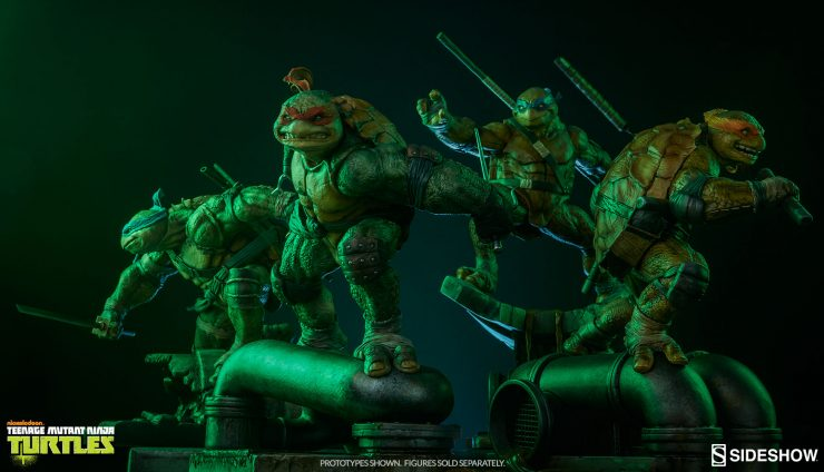 Paramount Planning to Reboot TMNT Movie Franchise