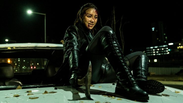 Skybound Entertainment to Develop TV Series Based on The Villainess Film