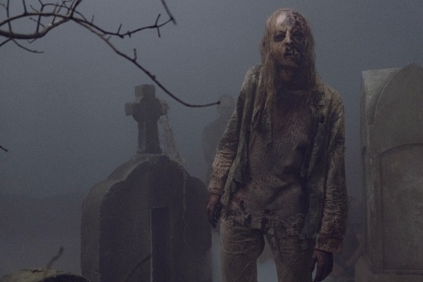 The Walking Dead Teases Arrival of the Whisperers