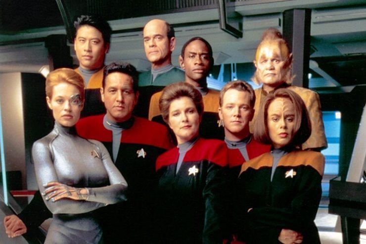 Star Trek- Voyager