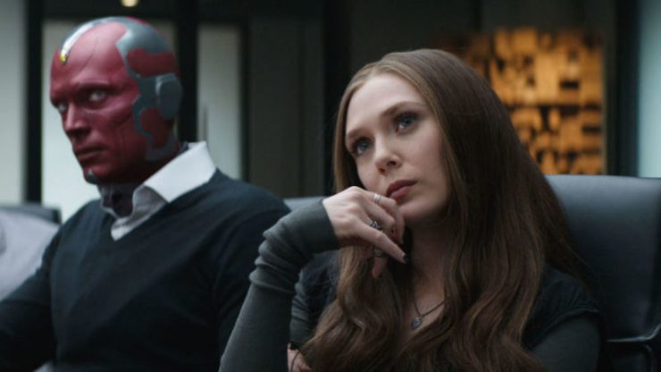 Marvel's Vision and Scarlet Witch Series Finds Showrunner