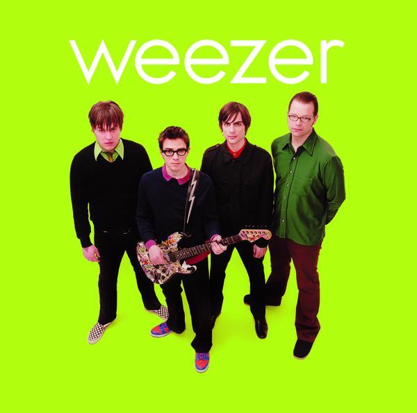 Weezer- 7 Geeky Bands