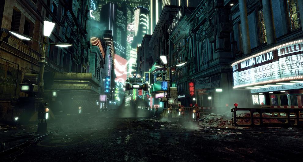 Blade Runner - L'avenir de la technologie de la distopie