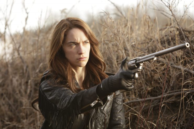 Wynonna Earp Season 4 Indefinitely Delayed at Syfy