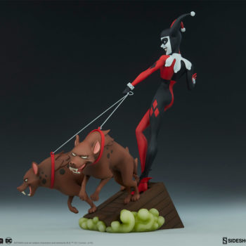 Harley Quinn Statue- The Animated Series Collection
