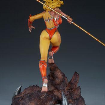 Cheetara Statue