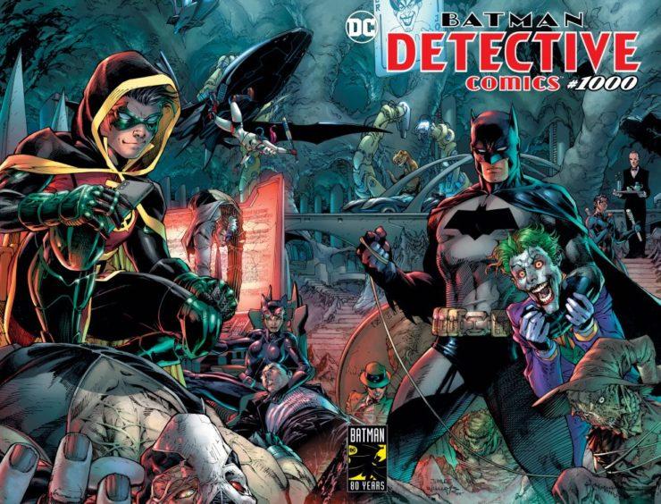 Detective Comics #1000- Top 10 Comics to Read in 2019