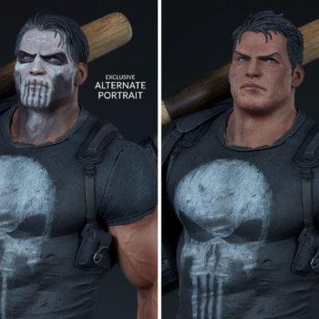 The Punisher Frank Castle Premium Format™ Figure