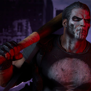 Marvel's The Punisher Frank Castle Statue