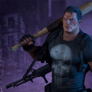 The Punisher Premium Format™ Figure