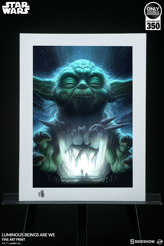 Star Wars X Wing 02 Art Poster Grand format A0 Large Print