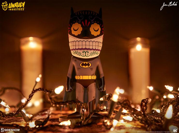 Batman Calavera by Jose Pulido- Unruly Industries