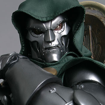 Exclusive Doctor Doom