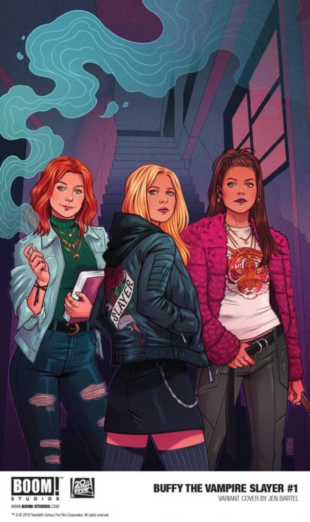 Buffy the Vampire Slayer- Top 10 Comics to Read in 2019