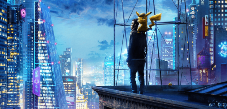 New Detective Pikachu Trailer Introduces Plenty of New Pokemon
