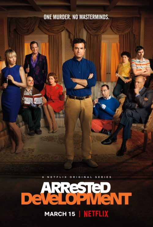 Netflix Announces Return of Arrested Development