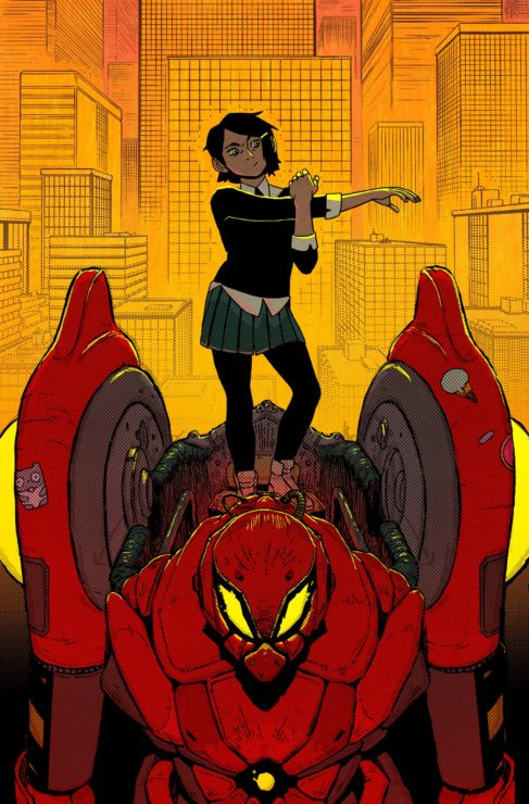 Sp//der and Peni Parker: Heroes of the Spider-Verse