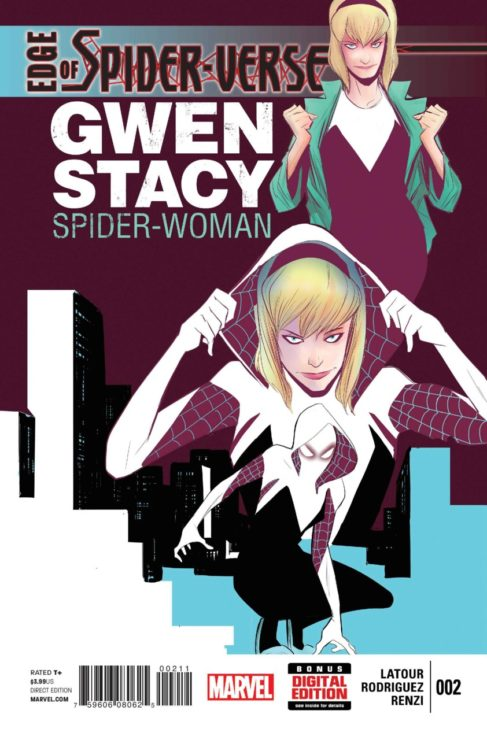 Spider-Gwen: Heroes of the Spider-Verse