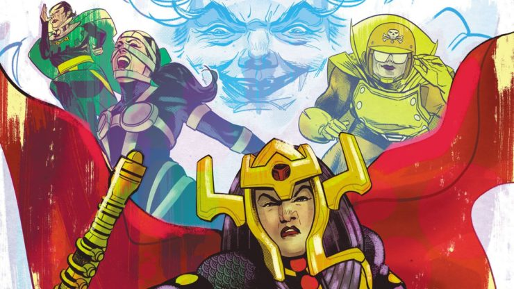 The Female Furies are merciless in carrying out their missions