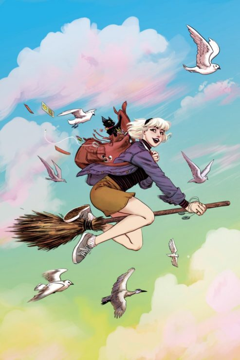 Sabrina The Teenage Witch- Top 10 Comics to Read in 2019