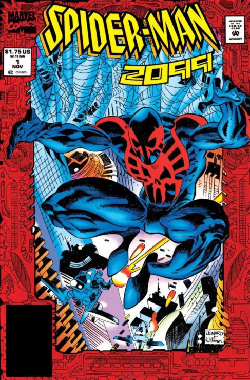 Spider-Man 2099: Heroes of the Spider-Verse
