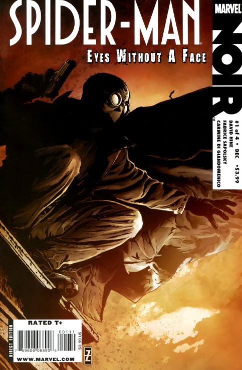 Spider-Man Noir: Heroes of the Spider-Verse