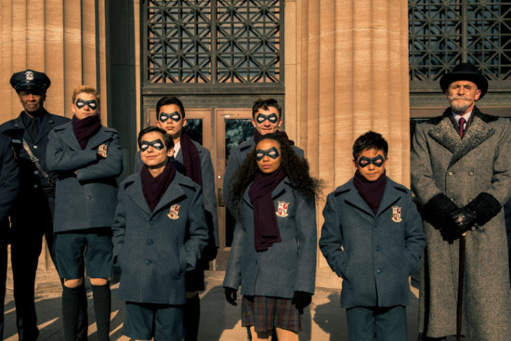 The Umbrella Academy Teaser Introduces Time-Traveling Villains