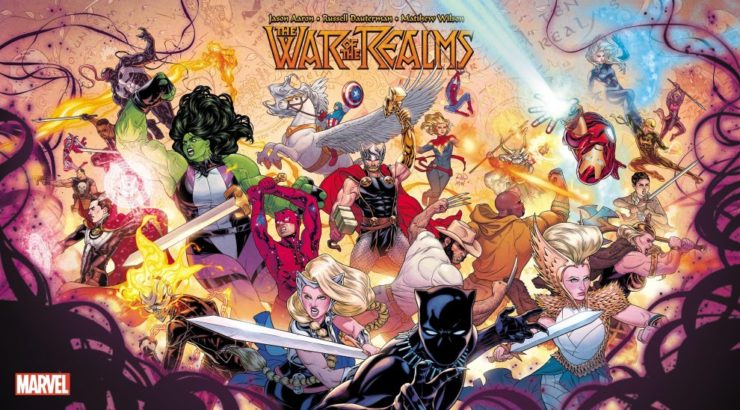 War of the Realms- Top 10 Comics to Read in 2019