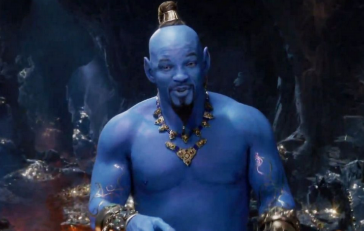 Disney's Aladdin Special Look Introduces Genie