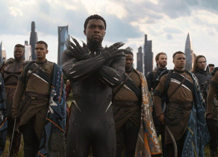 Black Panther Scores 2 Grammy Wins