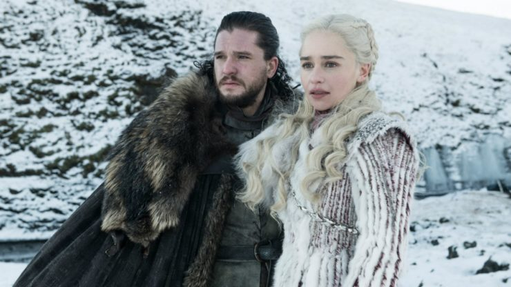 HBO Releases New Game of Thrones Season 8 Images