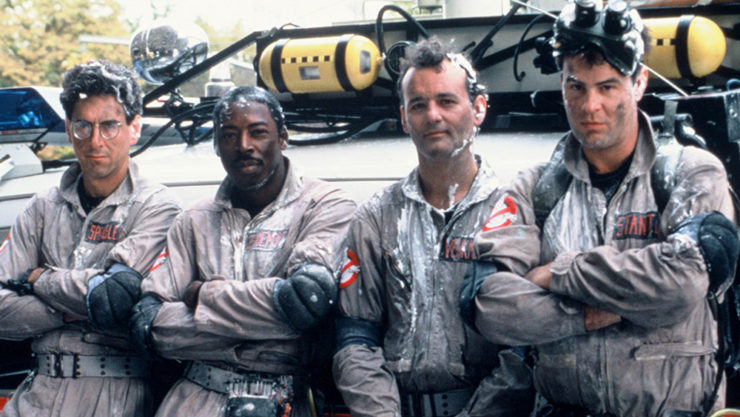 Ghostbusters Leaving Netflix This March