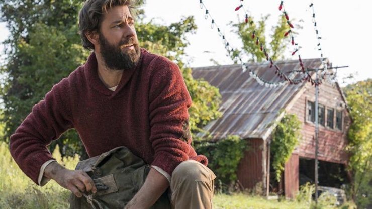 John Krasinski Confirms A Quiet Place Part 2 Details