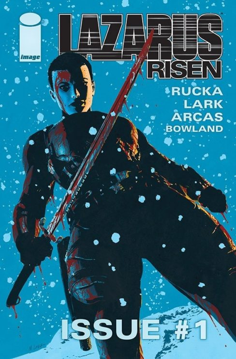 Lazarus: Risen- Top 10 Comics to Read in 2019