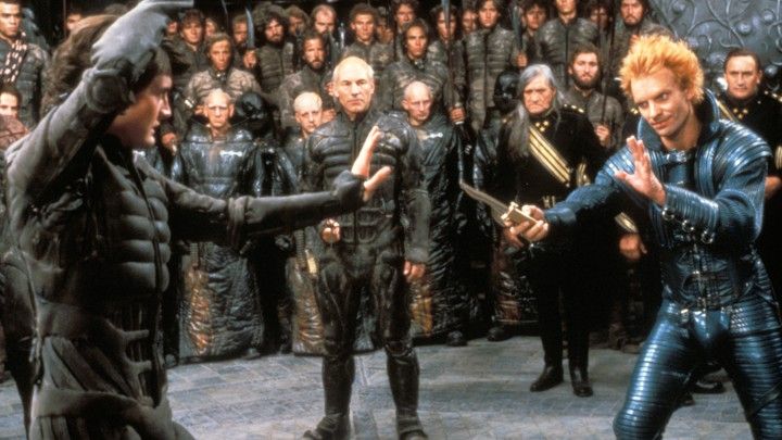 Dune Reboot Gets Official Premiere Date