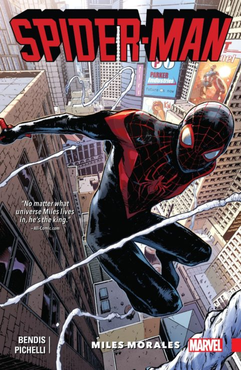 Miles Morales: Heroes of the Spider-Verse