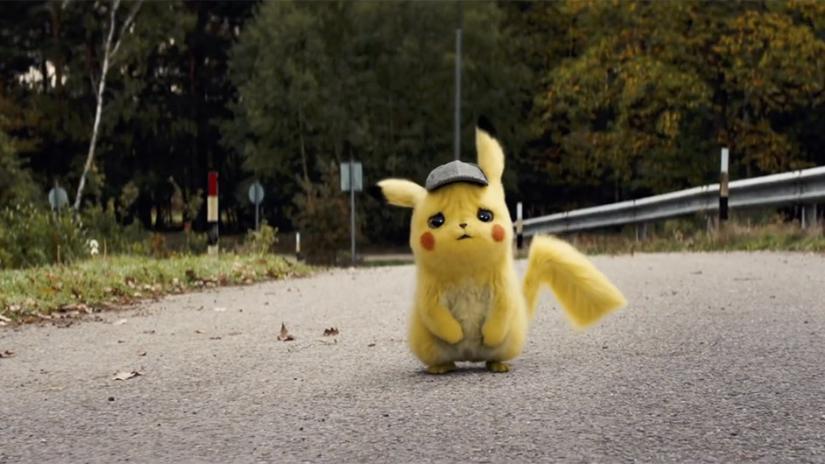 Sideshows Week In Geek Detective Pikachu New Trailer Sideshow