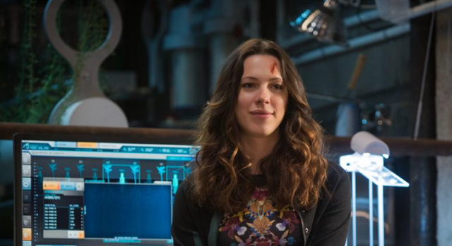 Rebecca Hall to Star in New David S. Goyer Thriller