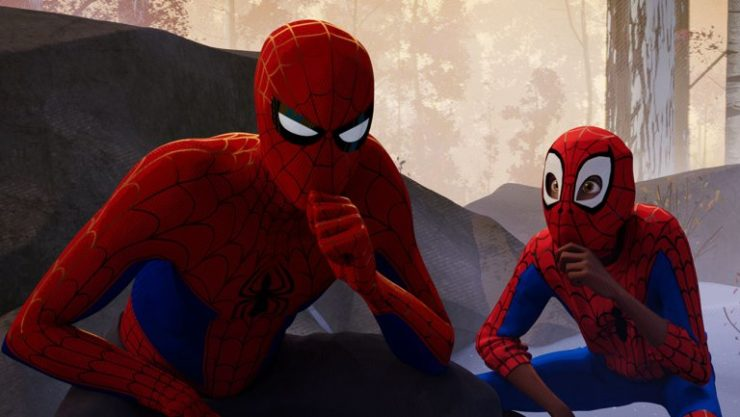 Sony Announces Spider-Verse Home Release Date and Special Features