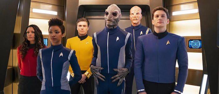 Star Trek Discovery Renewed For Season 3, Adds New Showrunner