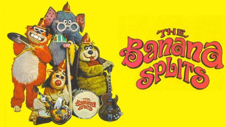 Warner Bros. Announces The Banana Splits Horror Film