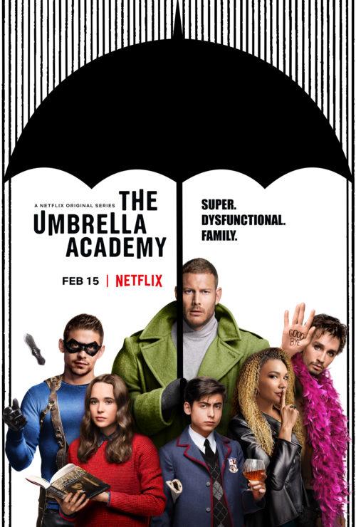 Sideshow's Week in Geek- The Umbrella Academy on Netflix