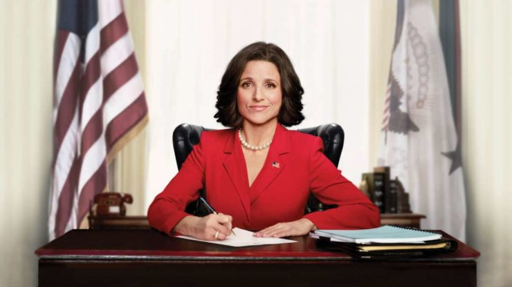 HBO Debuts Veep Season 7 Trailer for President's Day