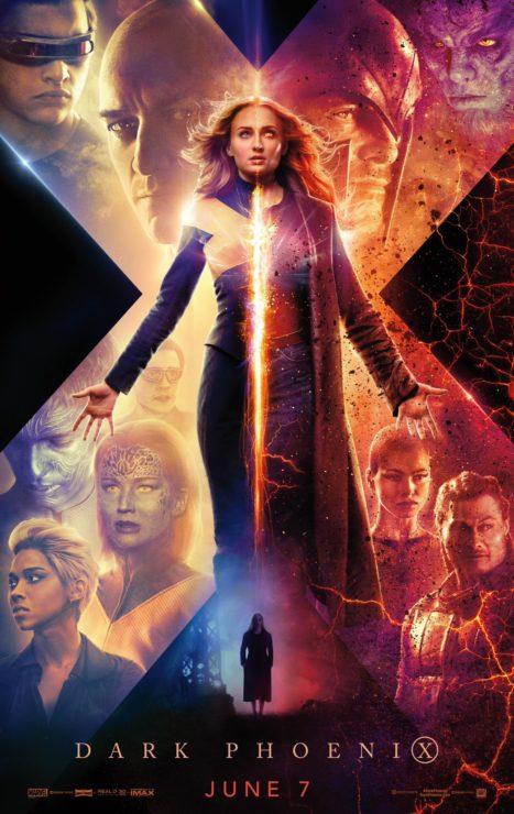 20th Century Fox Unleashes New Dark Phoenix Trailer
